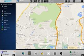 iDashboard Map