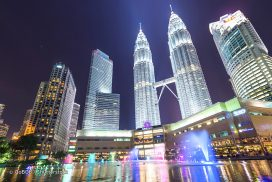 Petronas Twin Tower, KLCC