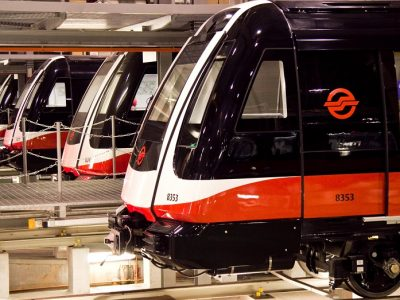 2.Circle Metro Line, Singapore