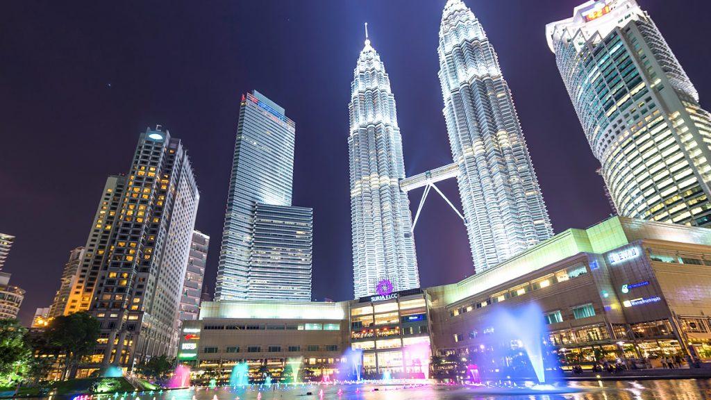Petronas Twin Tower, KLCC