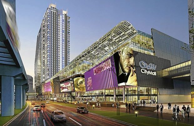 Quill Mall, Malaysia